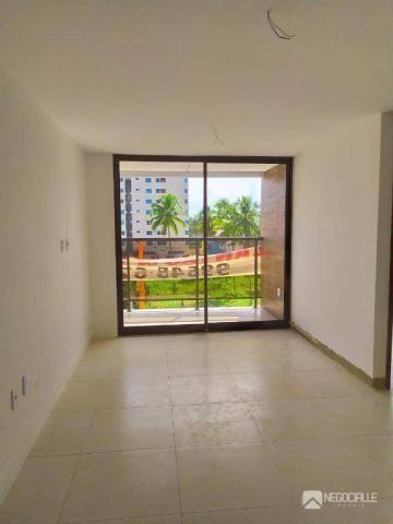 Apartamento com 2 dormitórios à venda, 63 m² por R$ 290.000,00 - Intermares - Cabedelo/PB - Foto 11