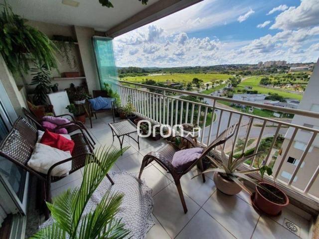 Apartamento com 3 dormitórios à venda, 106 m² por R$ 470.000,00 - Setor Goiânia 2 - Goiâni