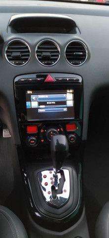 Peugeot 308 ano 2017 Thp Turbo Segundo Dono Remap e Filtro 64 mil km com Teto e Difusor - Foto 8