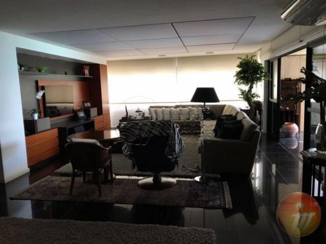 Apartamento à venda com 4 dormitórios em Ponta verde, Maceio cod:V453