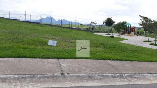 Terreno à venda, 453 m² por R$ 110.000,00 - Extensão do Bosque - Rio das Ostras/RJ - Foto 3