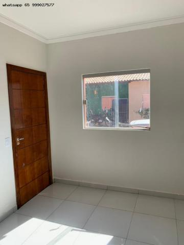 Casa em Condomínio para Venda em Várzea Grande, Santa Maria, 2 dormitórios, 1 banheiro, 1  - Foto 20
