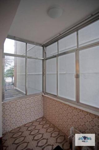 Apartamento com 3 dormitórios à venda, 130 m² por R$ 949.000 - Duas vagas de garagem - Pra - Foto 11