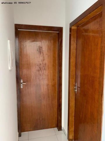 Casa em Condomínio para Venda em Várzea Grande, Santa Maria, 2 dormitórios, 1 banheiro, 1  - Foto 13