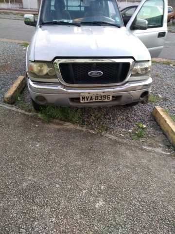 Camionete Ford ranger 3.0 2007/ limite 4/4 33.000 mil - Foto 3