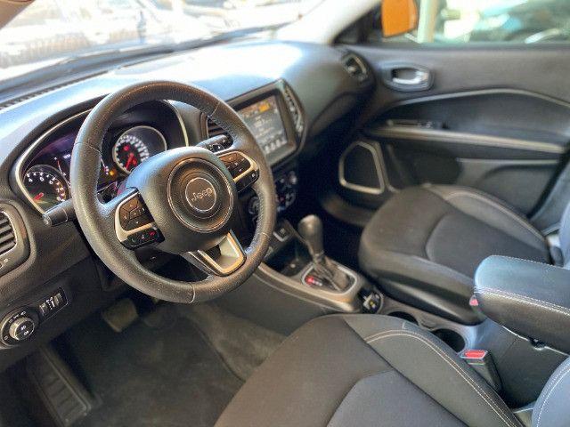 Jeep Compass Longitude Flex 4x2 2017/2017 - Único dono, financiamos, impecável! - Foto 15