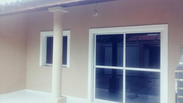 Vendo ou Alugo casa com 3 quartos, a 2 km do Centro do Aquiraz (Repasse) - Foto 16