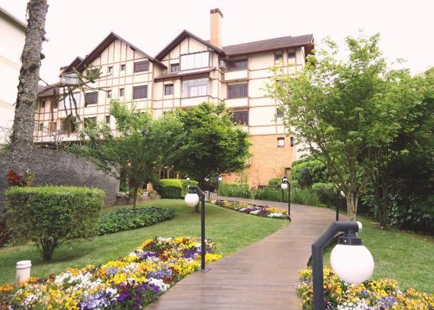 Apartamento à venda com 2 dormitórios em Centro, Gramado cod:14037