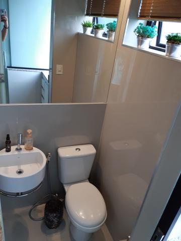 Vieira Alves - Apartamento Santa Clara com 3 suítes 100% mobiliado - Vendo 525 mil - Foto 6