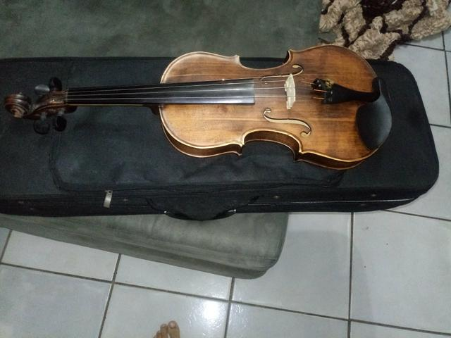 Violino Nuhreson 4/4 - Foto 2