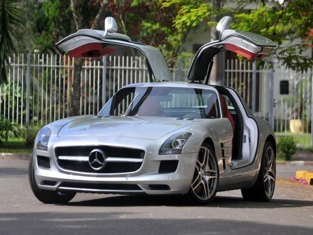 Mercedes Benz - Sls 63 amg 6.2 v8 - 32v