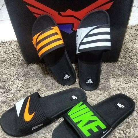 Nike e Adidss Fechadas