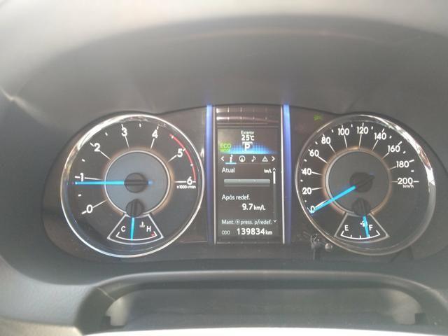 Hilux SW4 SRX 4x4 Diesel Aut - Foto 12