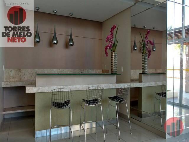 Apartamento à venda, 130 m² por R$ 1.050.000,00 - Fátima - Fortaleza/CE - Foto 11