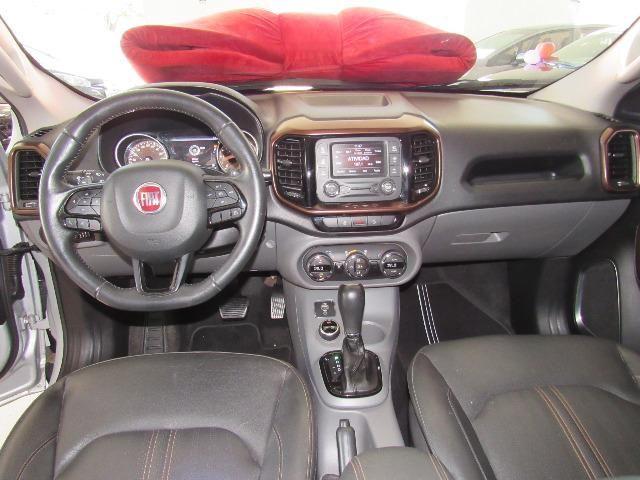 Fiat Toro volcano automática 2.0 4x4 diesel. Super conservada, Confira!! - Foto 5
