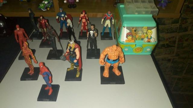 Miniaturas Marvel Eaglemoss - Foto 5