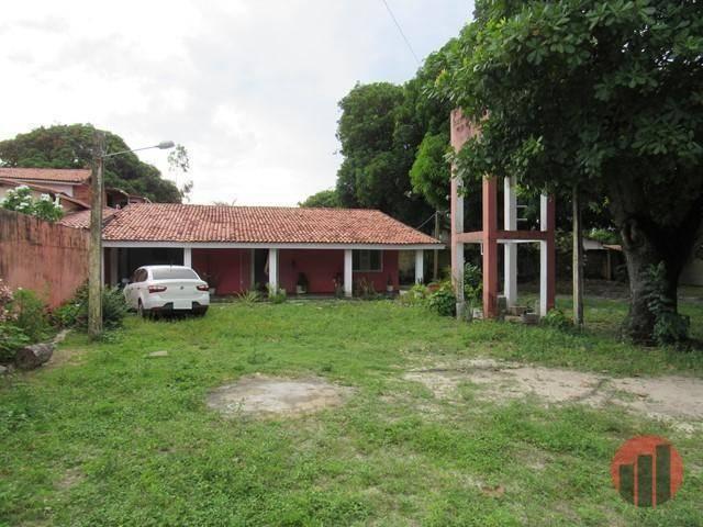 Sítio com 4 dormitórios para alugar, 1600 m² por R$ 1.500,00/mês - Jardim Icaraí - Caucaia - Foto 3