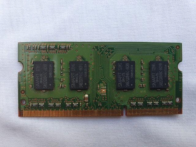 Memória Ram 2GB Notebook - Foto 2