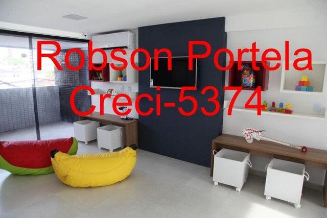 Apartamento em Miramar 3 Quartos, 2 vagas com área de Lazer completa - Foto 4