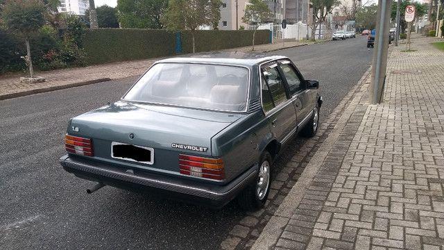 14.900/ Chevrolet Monza SL-E 1989 Raridade - 1989 - Foto 6