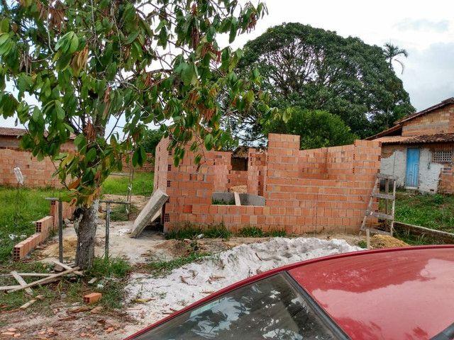 Casa levantada em condomínio(troco em carro do meu interesse)  - Foto 3