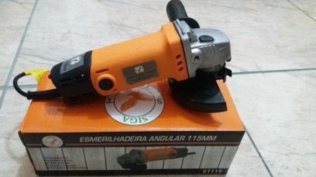 Esmerilhadeira 1100 rpm  - Foto 5