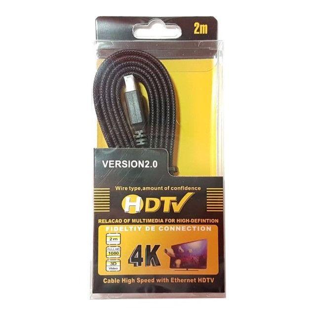 Cabos HDMI varios tamanhos