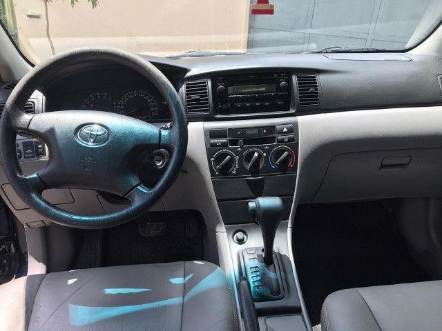 Corolla Sedan XEI 1.8 Automático 2008 - Foto 6