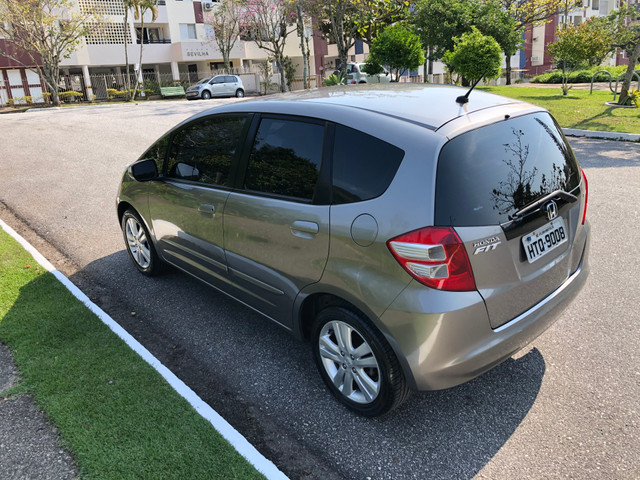 Honda Fit EX 2010 - Foto 3