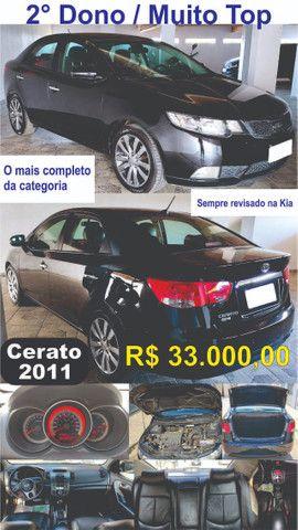 Cerato 2º Dono Muito TOP - Foto 3