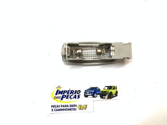 Lanterna Luz Teto Quebra Sol Space Fox Original 3b0947113 #11079 - Foto 3