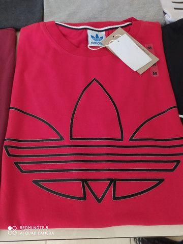 Camisetas Multimarcas kit com 5 - Foto 5