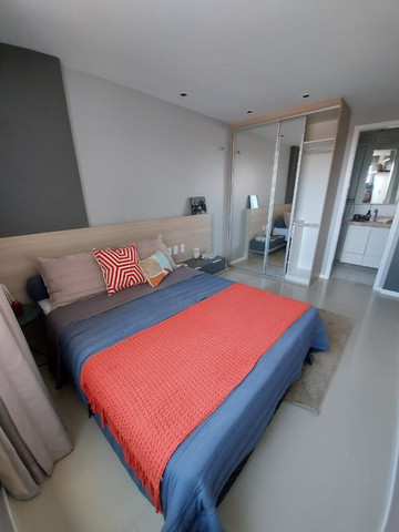 Apartamento com 2 ou 3 quartos com lazer completo na melhor região do Benfica - Foto 11