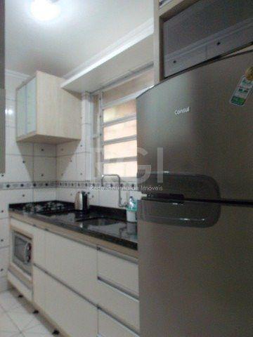 Apartamento à venda com 1 dormitórios em São sebastião, Porto alegre cod:SC12724 - Foto 5