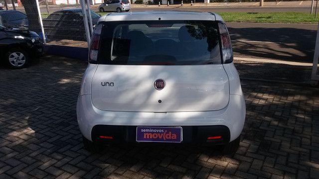 Fiat Uno Attractive 1.0 8V (Flex) 4p - Foto 5