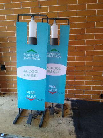 Totem Álcool em Gel