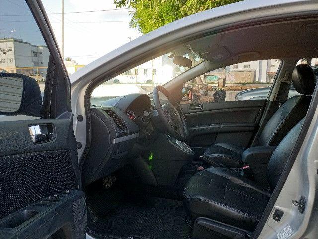 Nissan Sentra 2.0 S 16V Flex 4P Automático - Extra! Oportunidade Única! - Foto 8