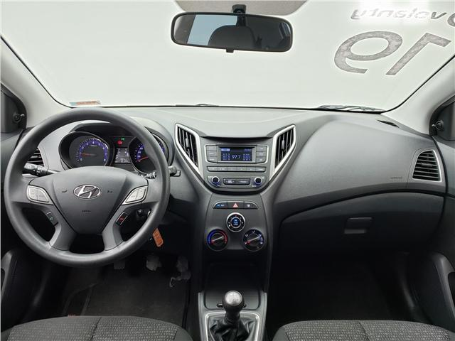 Hyundai Hb20 1.0 unique 12v flex 4p manual - Foto 10