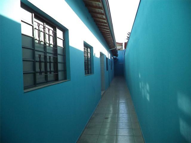 Casa com 3 dormitórios para alugar, 120 m² por R$ 1.500,00 - Jardim Macarenko - Sumaré/SP - Foto 3