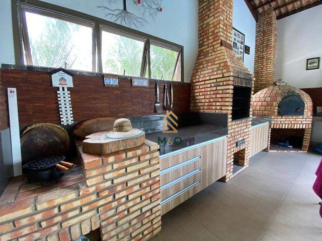 Casa com 4 dormitórios à venda, 650 m² por R$ 4.500.000 - Porto das Dunas - Fortaleza/CE - Foto 10