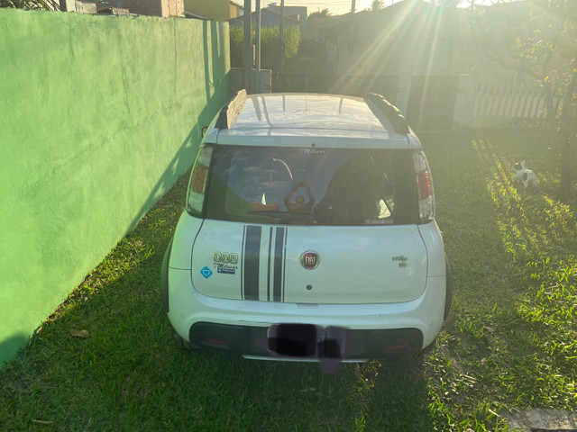 Uno Way 1.4 flex  aut única dona - Foto 3
