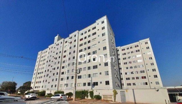 Apartamento com 2 dormitórios à venda, 50 m² por R$ 235.000,00 - Jardim da Luz - Goiânia/G - Foto 15
