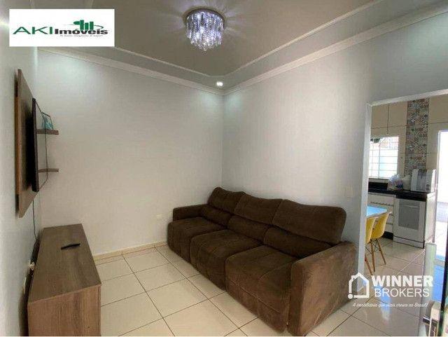 Casa com 2 dormitórios à venda, 78 m² por R$ 252.000,00 - São José - Sarandi/PR - Foto 4