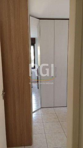 Apartamento à venda com 2 dormitórios em São sebastião, Porto alegre cod:NK18628 - Foto 13
