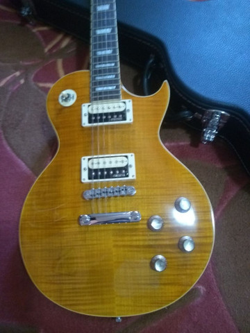 Vendo guitarra vintage V100 - AFD -  - Foto 3