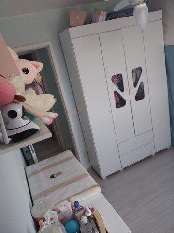 Lindo Apartamento Condomínio Spazio Classique com Planejados Centro - Foto 2