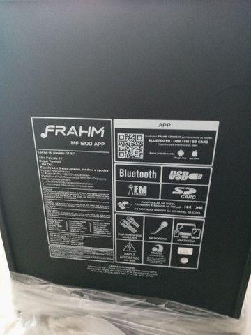 Caixa amplificada de 1200 watts - Foto 2