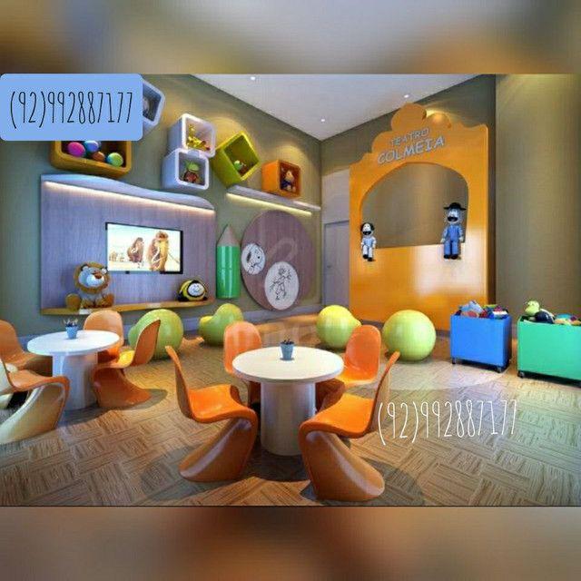 ??Condomínio Alto Padrão° Sofisticadíssimo e moderno Lá Maison!!!! - Foto 8
