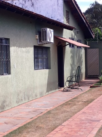 Linda Casa Bairro Amambai  com  Piscina  - Foto 13