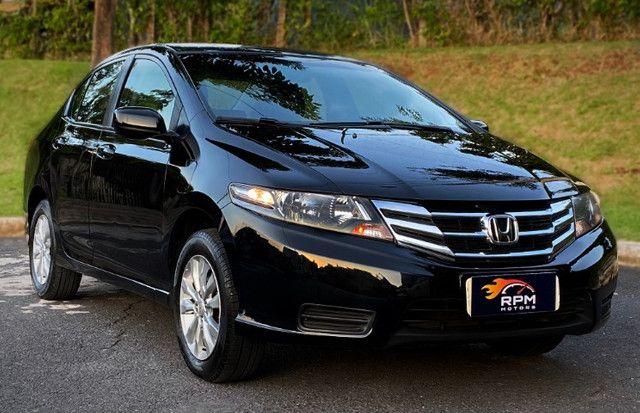 Honda City 1.5 LX 4p Flex - Foto 4